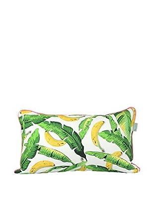 HF LIVING Funda De Cojín Banana C