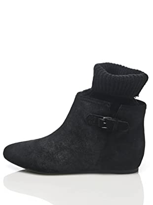 Apepazza Stiefel mit Schnalle (Schwarz)