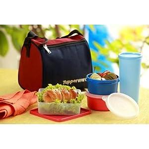 Tupperware Premium Lunch Box With Bag