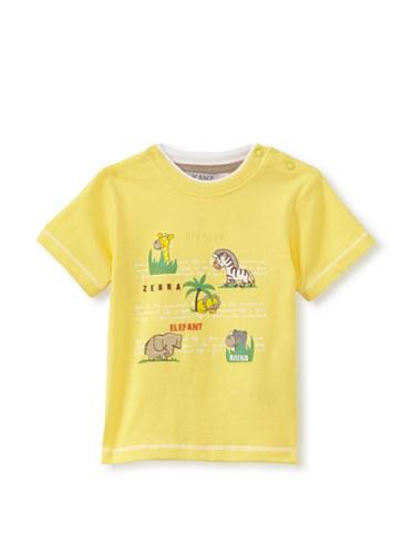 KANZ Baby Short Sleeve Tee (Yellow)