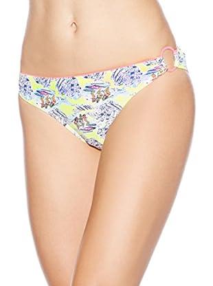Juicy Couture Bikini-Hose  Hang Ten (gelb/blau)