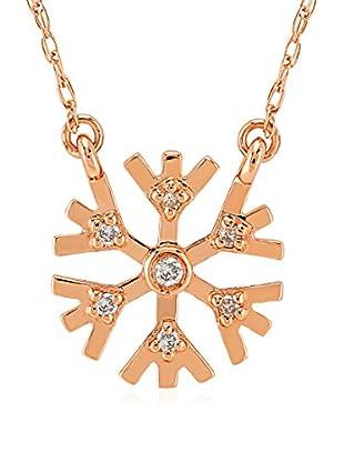 Divas Diamond Halskette Diamond Snowflake