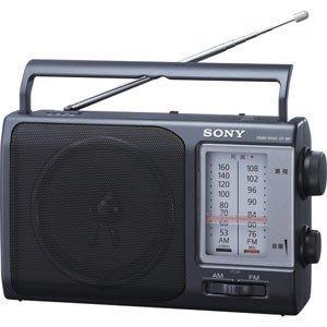 SONY FM/AMポータブルラジオ <br>ICF-801