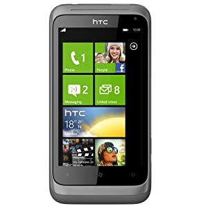 HTC C110E Radar | Metal Silver