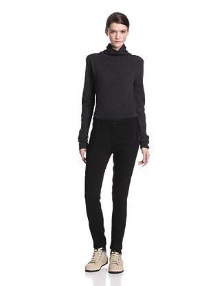 Ann Demeulemeester Women's Luz Trouser (Black)