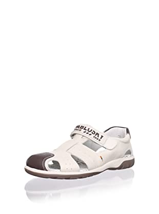 Pablosky Kid's Fisherman Sandal (Pacific Glacier)