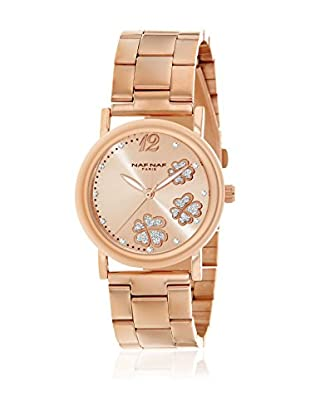 Naf Naf Reloj de cuarzo Woman Summer Collection 34 mm