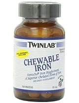 Twinlab Chewable Iron