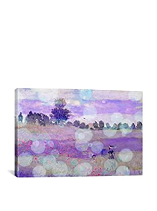 Wild Poppies II Gallery Wrapped Canvas Print