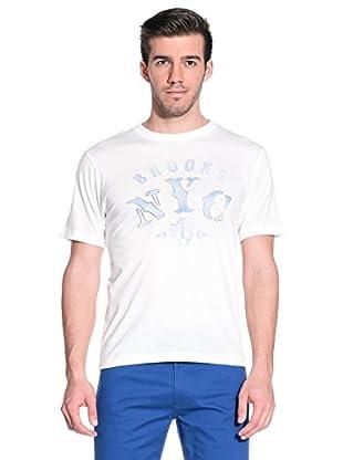 Brooks Brothers Camiseta Manga Corta