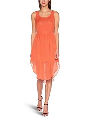 BCBGeneration Vestido Heather (Naranja)