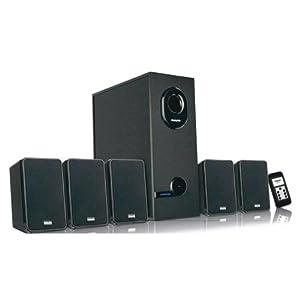 Philips IN-DSP2600/00 DSP 2600 5.1 Speakers