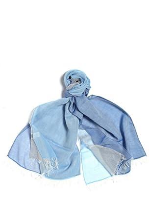 Furla Schal Summer Wall Street (Blau)
