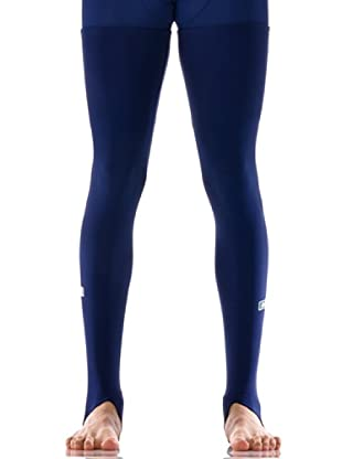 Santini Polainas Roubaix (Azul Oscuro)