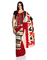 Satyapaul Saree With Blouse Piece