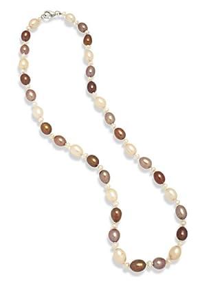 Nova Pearls Copenhagen Collana Perle Acqua Dolce 3 - 6,5 mm