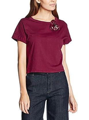 Fornarina T-Shirt Manica Corta Teti Pois