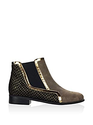 Joana & Paola Zapatos abotinados Jp-Gbx-2195