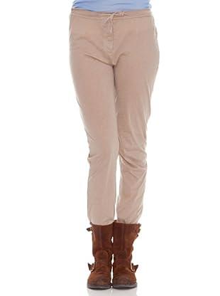 American Vintage Pantalón Baton Rouge (Tierra)