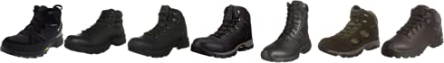 Hi-Tec Men's V-lite Deluxe Ii Wp Hiking Boot