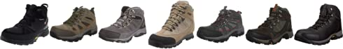 Hi-Tec Sports Men's V-Lite Altitude Ultra Luxe Wpi Walking Boot