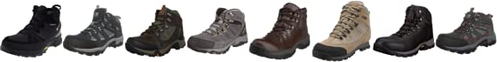 Hi-Tec Men's Eurotrek Waterproof Hiking Boot