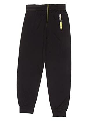 UNNO Pantalón Thermal Junior (Negro)