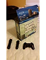 SONY PlayStation 3 Gaming Console 500GB + Grand Theft Auto V / 99288 /