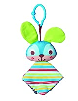 Tiny Love Crinkly Bunny (Multi Color)