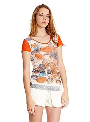 SideCar Camiseta Manga Corta Amelia