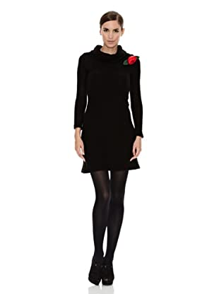 Divina Providencia Vestido Dúo (Negro)