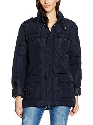 RIFLE Mantel schwarz L