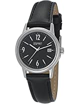 Esprit SS-2014 Analog Black Dial Women's Watch - ES100S62004
