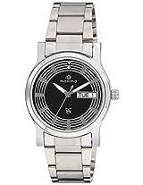 Maxima Analog Silver Dial Women's Watch - 38302CMLI