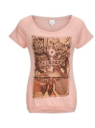 Bench T-Shirt Furze (mellow rose)