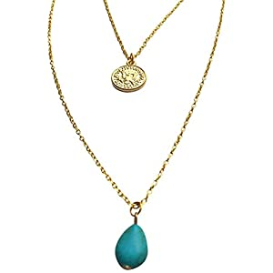 Cupkin Accessories Double Layered Gold Chain
