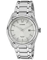 Citizen Analog White Dial Men's Watch - AW1241-54A