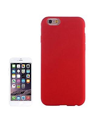 Unotec  Case Silikon rot iphone 6