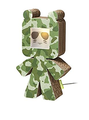 Kubedesign Tischlampe Ted  Hero Army