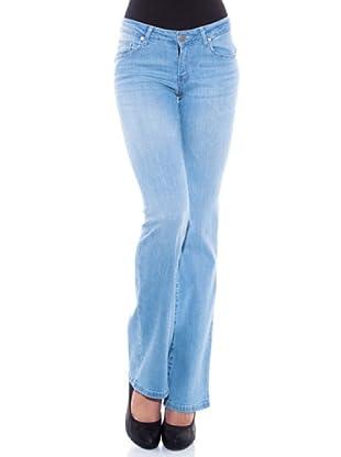 7 Seven La Pantalón Madonna (Azul Lavado)