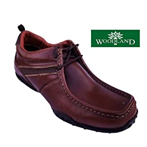 Woodland Men's Casual Shoe 700109-Brown