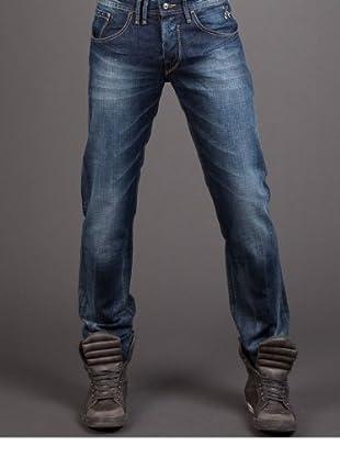Pepe Jeans Hose Rockstud (Blau)