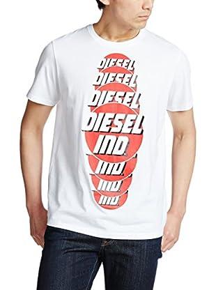 Diesel Camiseta Manga Corta T-Palagia