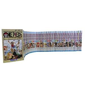 ONE PIECE(ワンピース)1~最新巻までの全巻セットの商品画像