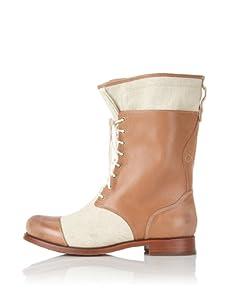 Timberland Women's Lucille Fold-Down Boot (Tan)