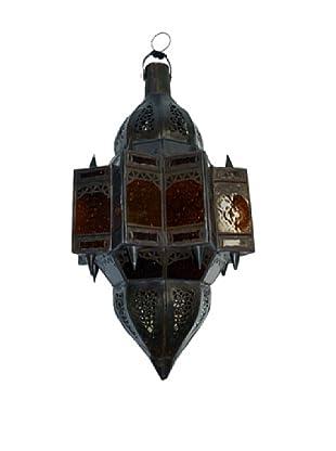 Badia Design Brass Teardrop Shade