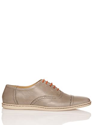 Fred Perry Zapatos Beaumont Leather (Gris)