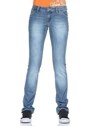 Pantalón Vaquero Carolena (Azul)