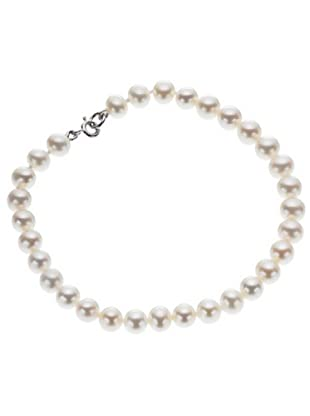 Emi Kawai Armband Weißgold 18k Perle 6-6,50 mm