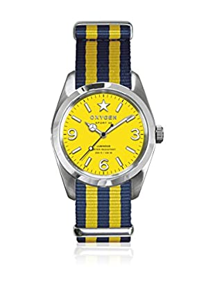 Oxygen Quarzuhr Unisex Sport Lemon  38 mm